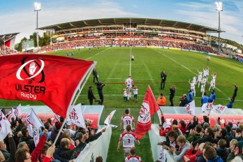 Outing to watch Ulster Rugby Bethany Church  - Belfast Northern Ireland