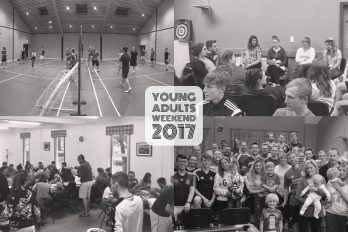 Young Adults Weekend Bethany Church  - Belfast Northern Ireland