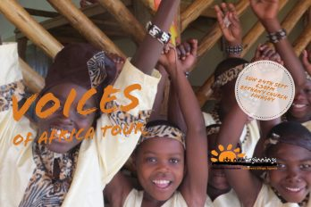 New Beginnings Choir – Voices of Africa Tour Bethany Church  - Belfast Northern Ireland