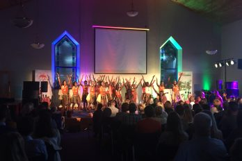 New Beginnings Choir at Bethany Church Bethany Church  - Belfast Northern Ireland