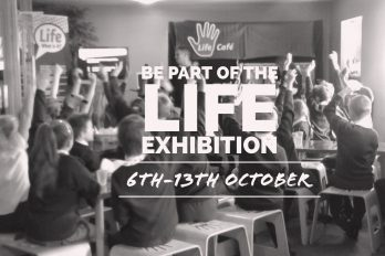 The Life Exhibition Bethany Church  - Belfast Northern Ireland