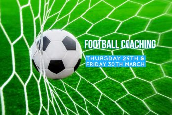Football Coaching | Thur 29 – Fri 30 March Bethany Church  - Belfast Northern Ireland