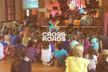 CROSSROADS – THANK YOU Bethany Church  - Belfast Northern Ireland