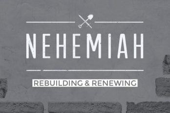 Rebuilding & Renewing – Nehemiah Bethany Church  - Belfast Northern Ireland