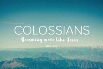 Becoming more like Jesus Bethany Church  - Belfast Northern Ireland
