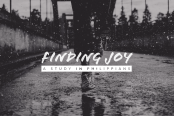 Finding Joy – A Study in Philippians Bethany Church  - Belfast Northern Ireland