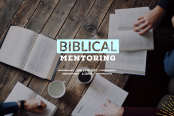 Biblical Mentoring & Discipling Others Bethany Church  - Belfast Northern Ireland