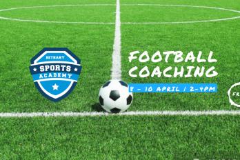 Bethany Sports Academy | Wed 8th – Fri 10th April 2020 Bethany Church  - Belfast Northern Ireland
