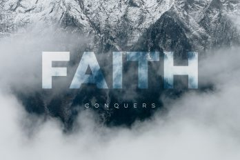 FAITH CONQUERS Bethany Church  - Belfast Northern Ireland