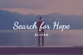 Elijah: Search for Hope Bethany Church  - Belfast Northern Ireland