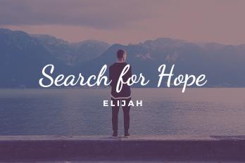 Elijah: Search for Hope Bethany Church  - Belfast Northern Ireland